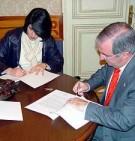 La Diputación de Segovia concede un crédito de 46.578 euros para la mina-escuela de Bernardos